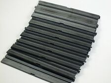"HO Slot Car Track Parts - Life Like 9"" Straight Track Lot of 8 Pieces - 593502"