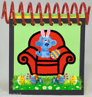 "BLUE'S CLUES HANDY DANDY NOTEBOOKS _""SECONDS""_ EASTER"