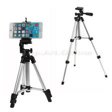 Universal Telescopic Camera Tripod Stand Mount For Phone iPhone