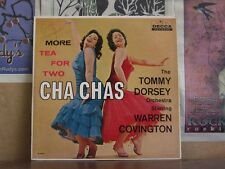 TOMMY DORSEY, MORE TEA FOR TWO CHA CHAS - LP CHEESECAKE