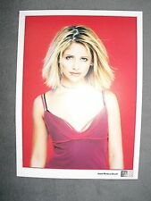 Sarah Michelle Gellar photo A4 cartonnée