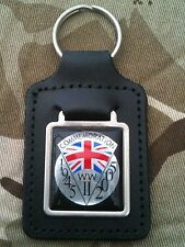 50 Years World War 11 COMMEMORATION MILITARY  KEY RING / FOB