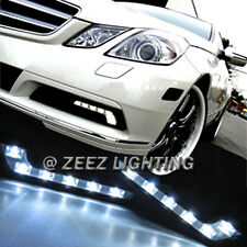 M.Benz Style LED Daytime Running Light DRL Daylight Kit Fog Lamp Day Lights C07