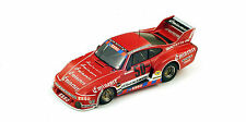 Spark 1/43 SF074 Porsche 935 No 50 Winner European Hill Climb 1978 Almeras