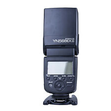 Yongnuo YN-568EX II TTL Master High Speed Sync 1/8000s Flash Speedlite for CANON