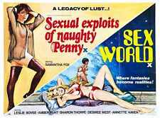 Combo d'oliviers de Naughty Penny Poster 01 A4 10x8 photo print