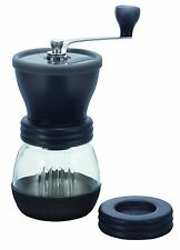 Hario MSCS-2TB Ceramic Coffee Mill Skerton  Storage Capacity (100g) New