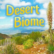 NEW - Seasons of the Desert Biodome (Biomes) by Duke, Shirley