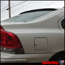 (284R) Rear Roof Spoiler Window Wing (Fits: Volvo S60 2001-09) SpoilerKing