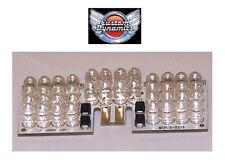 Harley Davidson * BRIGHT WHITE * 40 LED Front Fender Tip Insert * GEN-FT-W New!