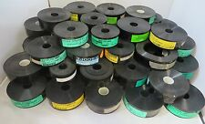 2 Film Rolls from our Lot of 56! 35mm Film Movie Trailers