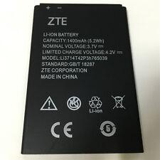 Genuine 1400mAh Battery Li3714T42P3h765039 For ZTE Blade A3 T220 AF3 T221 A5 AF5
