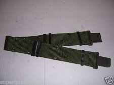New Ammo Pistol Utility Web belt size Medium US military genuine GI surplus