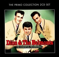 Dion & The Belmonts ESSENTIAL RECORDINGS Best Of 40 Songs COLLECTION New 2 CD