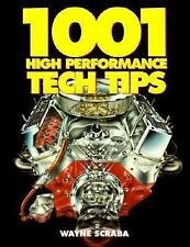 One Thousand One High Performance Tech Tips : Engines, Drivetrain, Chassis, Susp