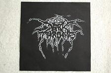 Dark Throne Back Patch (BP141) Black Metal Immortal Gorgoroth Dark Funeral