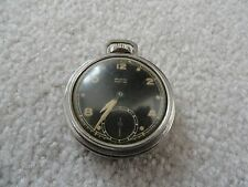 Westclox Pocket Ben Wind Up Vintage Pocket Watch