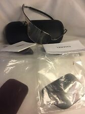 CHANEL 4098 SUNGLASSES PLUS TWO PAIRS OF LENSES