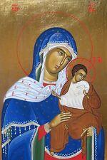 Mother of God Konevskaya- orthodox handpainted icon