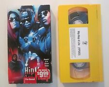 Hip Hop 4 Life MC Rhyme Battle Urban RAP VHS