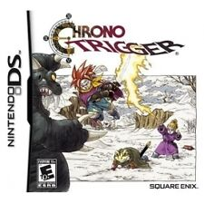 Chrono Trigger Game DS - Brand new!