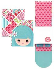 KIMMIDOLL Junior kjs0740 Scarlett MINI blocco note con penna