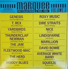 LP MARQUEE THE COLLECTION 1958-1983 VOLUME 3,NEAR MINT, England Records,Rar