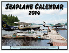 Seaplane Wall Calendar 2014 Classic & Unique Seaplanes From Around The World