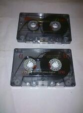 1 TDK Cinta de Cassette De Audio Tdk D90 Oferta Especial