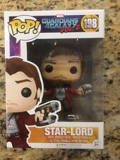 FUNKO POP! GUARDIANS OF THE GALAXY VOL. 2 STAR-LORD  - IN HAND!!!