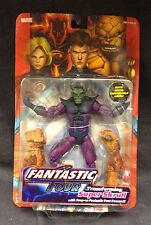 MARVEL LEGENDS FANTASTIC FOUR TRANSFORMING SUPER SKRULL ACTION FIGURE TOY BIZ