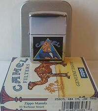 Zippo lighter Joe Camel Tux Tuxedo 250CML New In Tin Sleeve 1997 Rare Vintage