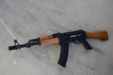 Tippmann A5 Paintball Gun with Real Wood Rap4 AK47 Body Kit