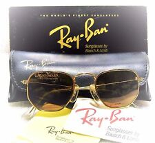 RAY-BAN *NOS VINTAGE B&L HEX *DIAMOND HARD SURVIVOR 3 W1910 *NEWinBOX SUNGLASSES