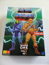 He-Man and the Masters Of The Universe (7 DVD Box-Set - Season Obe - Vol. 1)