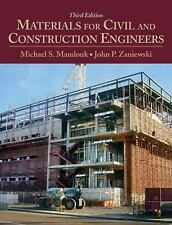 Materials for Civil and Construction Engineers by John P. Zaniewski ***PDF***