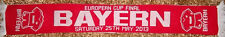 BAYERN MUNICH FC SCARF EUROPEAN CUP FINAL