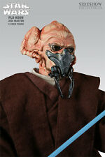 STAR WARS / CLONE WARS~JEDI PLO KOON~SIXTH SCALE FIGURE~EXCLUSIVE~SIDESHOW~MIB