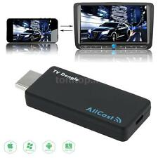 Allcast WIFI Miracast Dongle Adapter DLNA HD 1080P AV TV Media Display Receiver