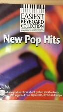Easiest Keyboard Collection: New Pop Hits: Music Score (E3)