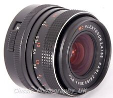 MC Flektogon 2.4/35mm macro objectif grand angle par ZEISS Jena DDR M42 + digital fit