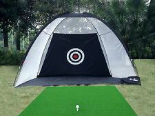 Golf Practice Trainning Net Hitting Cage Indoor Outdoor Chipping Driving
