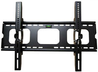 Tilt Swivel LED LCD Curved TV Wall Mount Bracket Samsung Sony LG Panasonic 55""