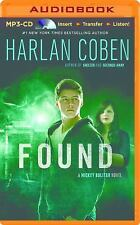 Mickey Bolitar: Found 3 by Harlan Coben (2015, MP3 CD, Unabridged)