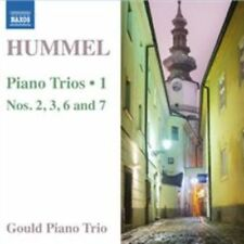 Hummel: Piano Trios, Vol. 1 (CD, Sep-2014, Naxos (Distributor))