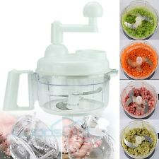 New Hand Crank Innovative Multi-Function Food Vegetable Meat Swift Chopper Kitch