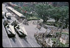 Republic of China 1964 35mm PHOTO SLIDE - DOUBLE TEN DAY ROCKET WUCHANG UPRISING