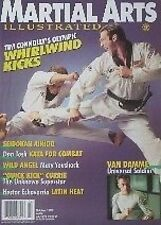 10/99 MARTIAL ARTS ILLUSTRATED TIM CONNOLLY JEAN CLAUDE VAN DAMME KARATE KUNG FU