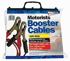 Motorists Emergency Booster Cable Jump Leads 100 Amp
