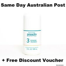 Proactiv LUXURY SIZE 120ml REPAIRING TREATMENT 120 DAY Acne 2 x 60ml LOTION
